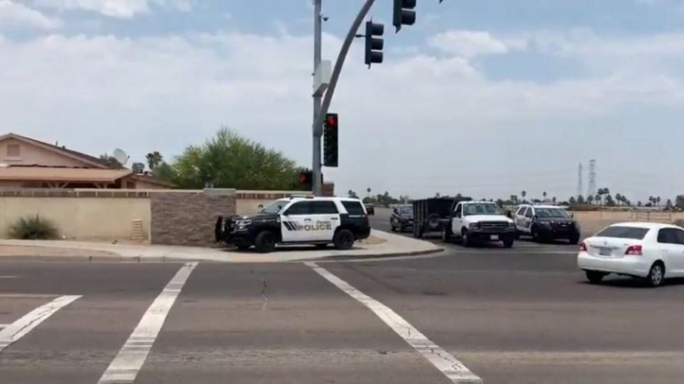 Serie de tiroteos en Arizona deja al menos 13 lesionados y un muerto - Arizona disparos ataque tiroteo Estados Unidos