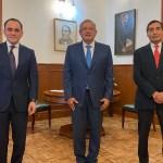Arturo Herrera será propuesto como gobernador de Banxico; Rogelio Ramírez de la O llega a SHCP