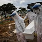Brasil está cerca del medio millón de muertes en medio del negacionismo - Brasil pandemia epidemia COVID-19