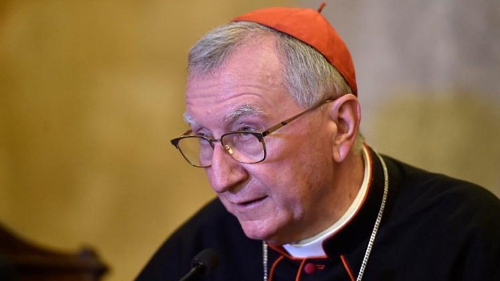 Llega a México el cardenal Parolin, secretario de Estado del Vaticano - Cardenal Pietro Parolin, secretario de Estado del Vaticano. Foto de ANSA