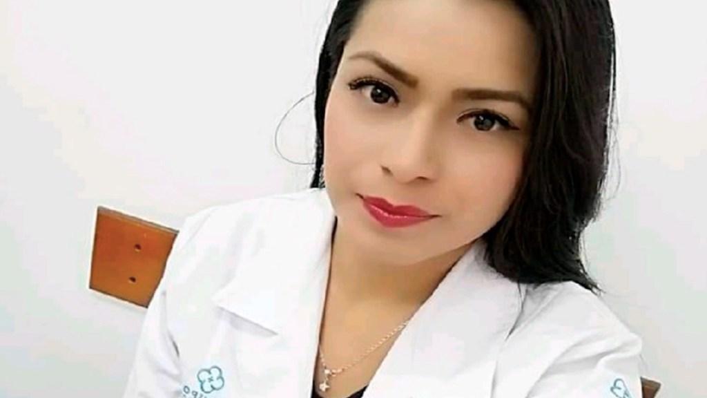 Detienen a siete policías por feminicidio de la doctora Beatriz Hernández en Hidalgo - Detienen a siete policías por feminicidio de la doctora Beatriz Hernández en Hidalgo. Foto de Facebook
