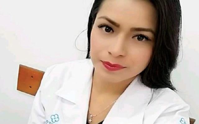 Reclasifican delito de feminicidio a homicidio culposo en caso de la doctora Beatriz Hernández - Detienen a siete policías por feminicidio de la doctora Beatriz Hernández en Hidalgo. Foto de Facebook