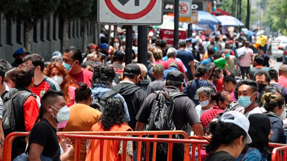 Confirman seis casos de variante delta en Ciudad de México - CDMX coronavirus covid Ciudad de México Coparmex delta