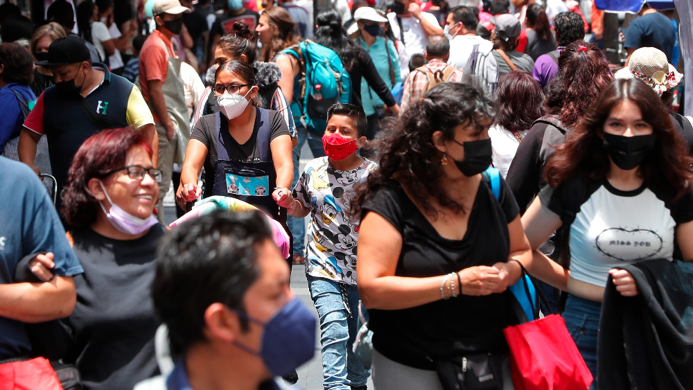 Pasará Ciudad de México a Semáforo Naranja, pero sin aumentar restricciones - CDMX Mexico Centro coronavirus covid recuperación