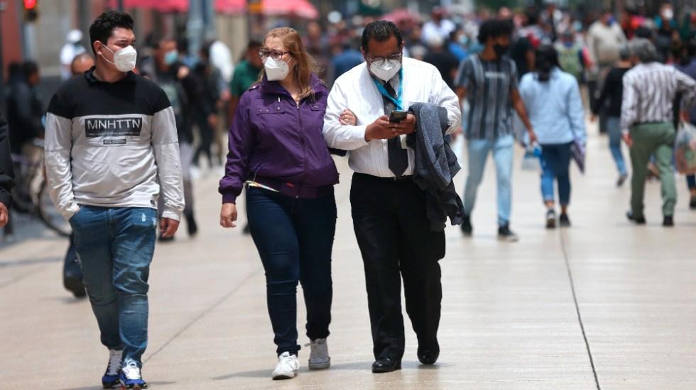 México tiene incremento de casos por COVID-19 de 12%: López-Gatell - CDMX México coronavirus covid (1)