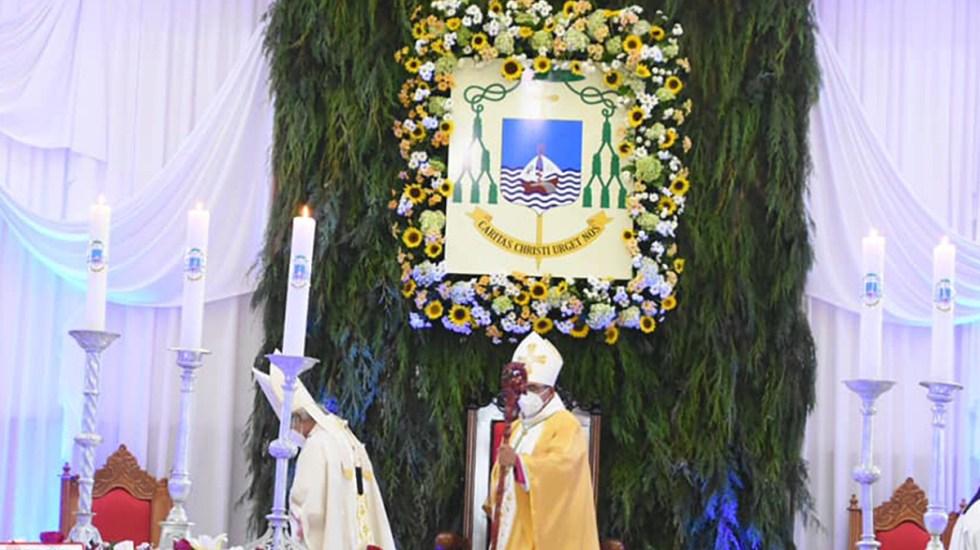"""Episcopado de Nicaragua aboga por evitar que se institucionalice la """"persecución"""" - Conferencia Episcopal de Nicaragua. Foto de @CENicaragua"""