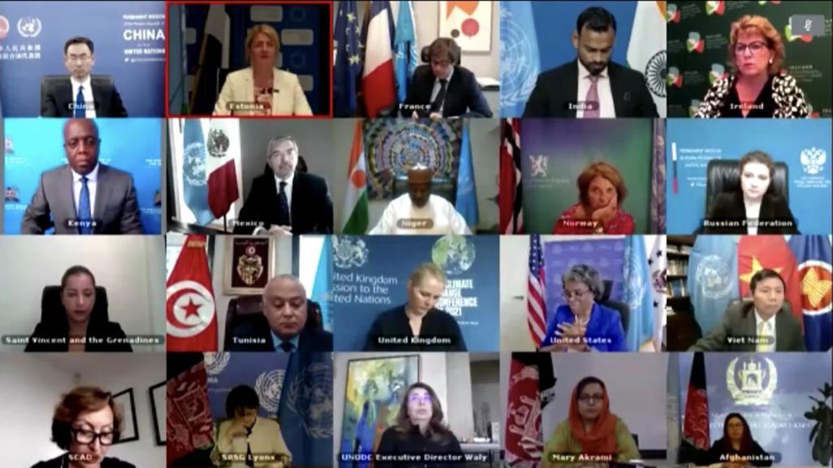 México pide ante Consejo de Seguridad de la ONU preservar avances logrados en Afganistán