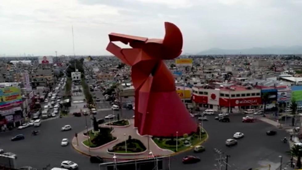 Morena gobernará por primera vez en Nezahualcóyotl; gana 29 municipios de Edomex - Coyote Hambriento en Neza. Captura de pantalla