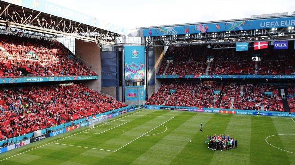 Finlandia vence a Dinamarca en encuentro marcado por desvanecimiento de Eriksen - Finlandia vence a Dinamarca en encuentro marcado por desvanecimiento de Eriksen. Foto de EFE