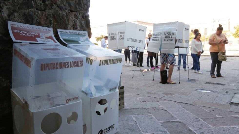 PAN, PRI y PRD denunciarán ante OEA presunta intervención del crimen organizado en elecciones - elecciones 2021 San Luis Potosí