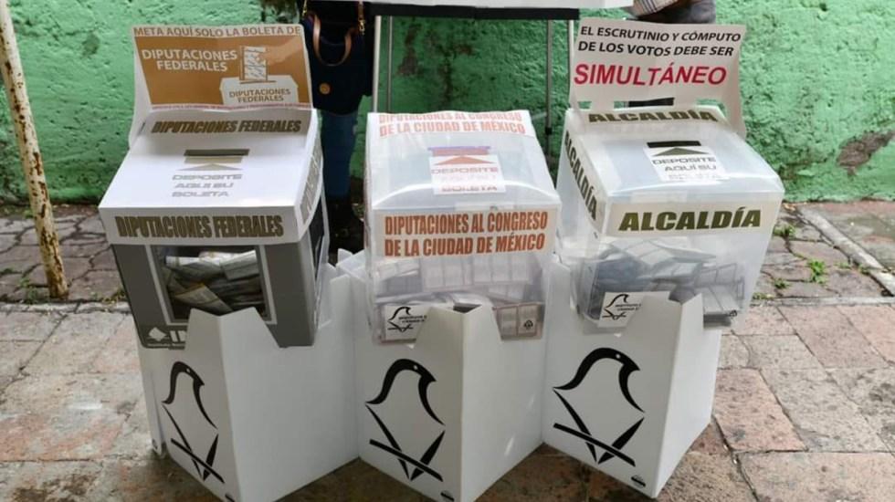 Suman 111 impugnaciones contra alcaldes y diputados electos en CDMX - Elecciones en Ciudad de México. Foto de @InstitutoElectoralCM