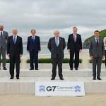 Biden convence al G7 de lanzar plan de infraestructuras frente a China