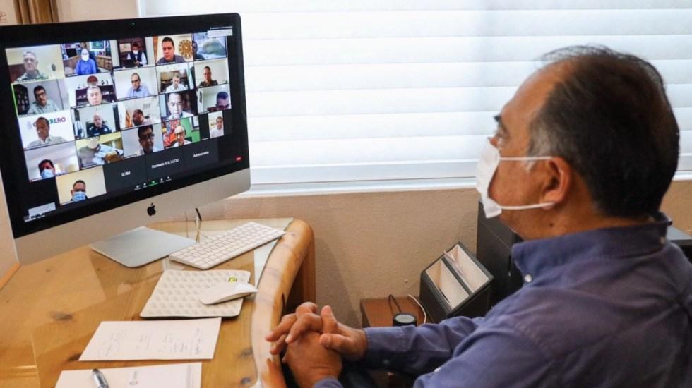 Mantendré la estabilidad social y política de Guerrero: Héctor Astudillo - Mantendré la estabilidad social y política de Guerrero: Héctor Astudillo. Foto de Twitter @HectorAstudillo