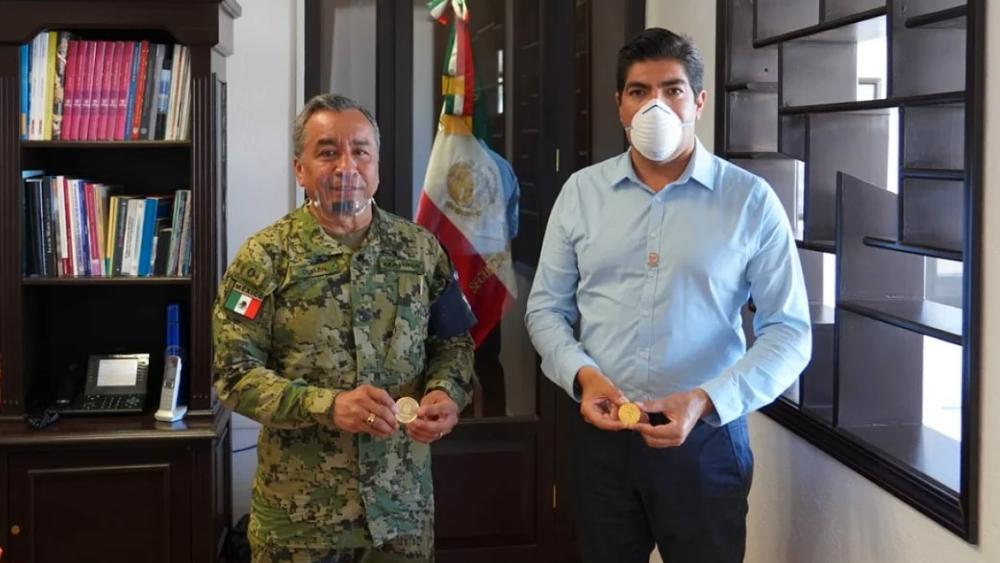 Se suicida Hilario Durán, comandante de la II Región Naval en Ensenada - Hilario Durán Tiburcio comandante Ensenada Semar Marina