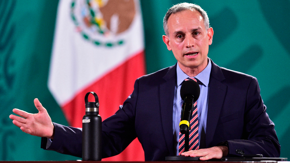 """AMLO reconoce a Hugo López-Gatell por vespertinas; es un """"maestro"""" y """"buen servidor público"""", dijo - Hugo López-Gatell"""