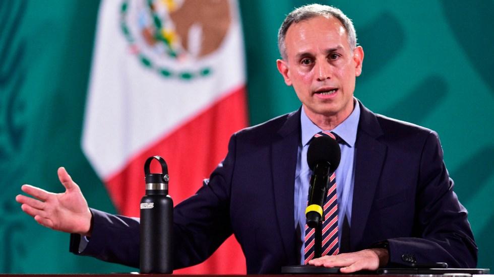 Presume Hugo López-Gatell respaldo del presidente López Obrador - Hugo López-Gatell