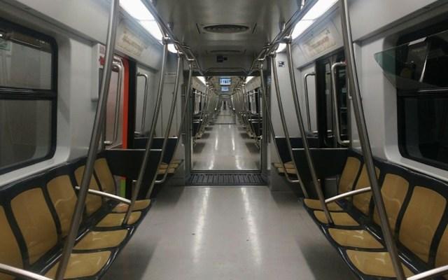 El 32 % de la Línea 12 del Metro tiene deficiencias: Colegio de Ingenieros Civiles - Interior de convoy del Metro que recorre la Línea 12. Foto de Google Maps / Luis Guerra
