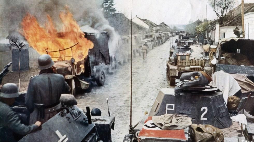 Alemania recuerda los 80 años de la invasión nazi a la Unión Soviética - Invasión nazi a la Unión Soviética. Foto de @GermanEmbassy