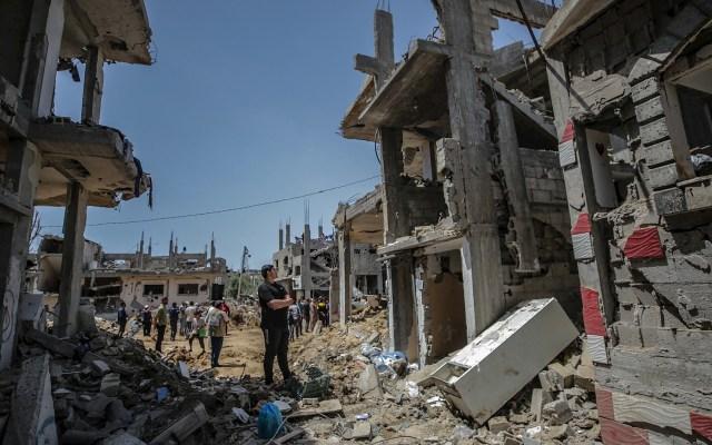 Israel lanza nuevos ataques aéreos en la Franja de Gaza - Israel Franja de Gaza ataques aéreos