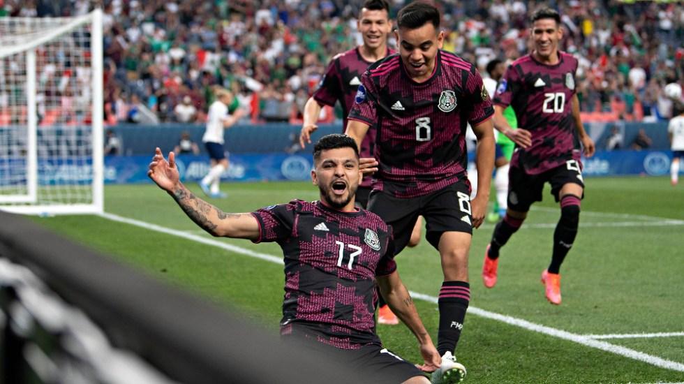 Así jugará México el octogonal final rumbo a Qatar 2022 - Jesus Corona Mexico EEUU Nations League octogonal