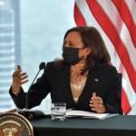 Kamala Harris se compromete a visitar la frontera para atender problemas