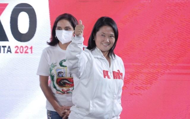 Avance en conteo ubica a Fujimori con ventaja sobre Castillo en Perú - Avance en conteo ubica a Fujimori con ventaja sobre Castillo en Perú. Foto de EFE