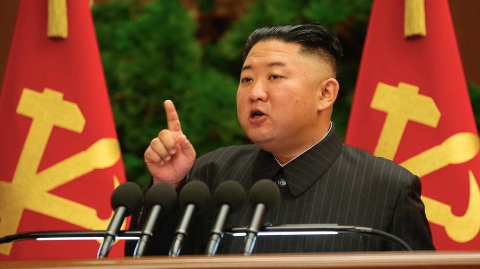 "Kim Jong-un revela ""grave incidente"" relacionado con el COVID-19 - Kim Jong-un revela"
