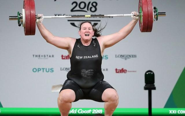 Nueva Zelanda selecciona a la primera atleta trans para Juegos Olímpicos - Laurel Hubbard