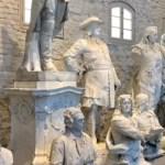"""Museo en Berlín expone monumentos """"retirados"""" de la dictadura nacionalsocialista"""