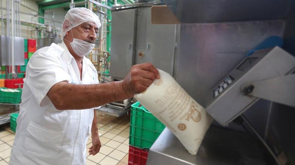Liconsa debe entregar facturas y comprobantes de pago a productores de leche - Liconsa. Foto de @SegalmexLiconsa
