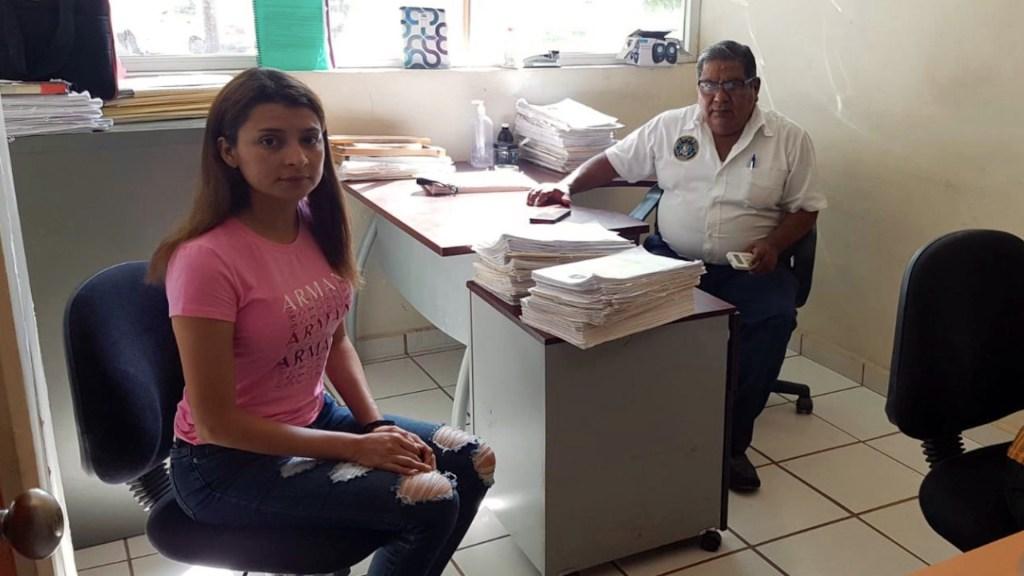 Localizan a candidata de Movimiento Ciudadano desaparecida en Guerrero - Marilú Martínez de Movimiento Ciudadano. Foto de Twitter Héctor Astudillo
