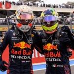 Verstappen gana y 'Checo' Pérez finaliza tercero en el GP de Francia