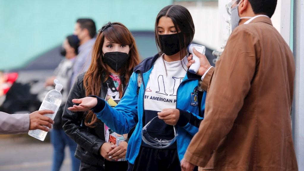 México registró en las últimas 24 horas 37 muertes por COVID-19; la cifra más baja en 14 meses - México COVID-19 coronavirus pandemia epidemia pandemia
