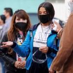 Aumentan los contagios de COVID-19 en CDMX - México COVID-19 coronavirus pandemia epidemia pandemia