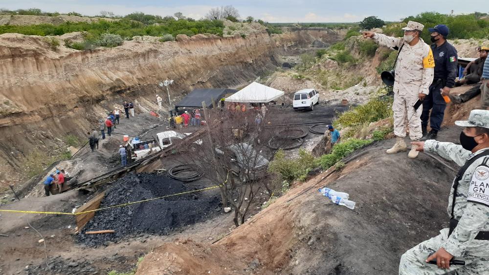 Mina de Múzquiz no era proveedora de carbón, asegura CFE - Mina accidente Muzquiz Coahuila