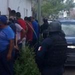 Capturan a 17 personas que compraban votos para Morena en Tamaulipas
