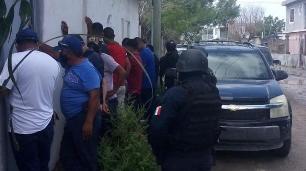 Capturan a 17 personas que compraban votos para Morena en Tamaulipas - Morena Reynosa detenidos Tamaulipas compra de votos