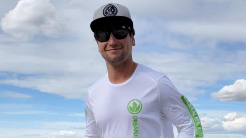 #Video Murió en accidente el motociclista Alex Harvill - Motociclista Alex Harvill