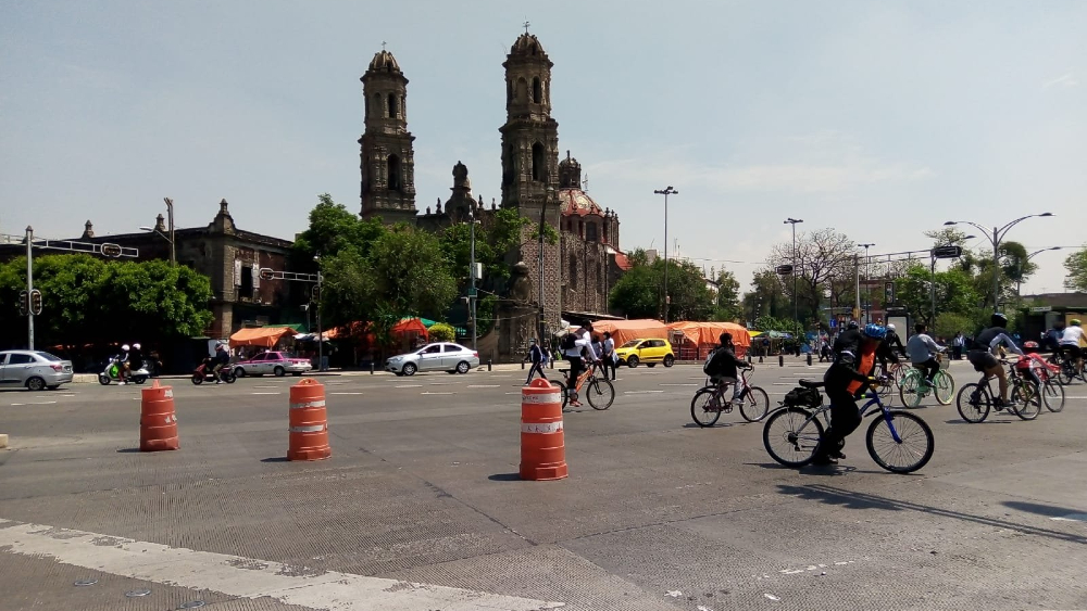 Muévete en Bici CDMX