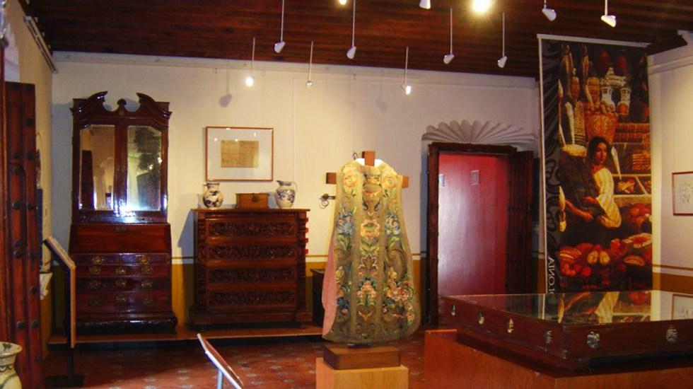 Desaparecen casi 6 mil piezas de nueve museos en Puebla - Museo Regional Casa del Alfeñique. Foto de @LaCasadeAlfenique
