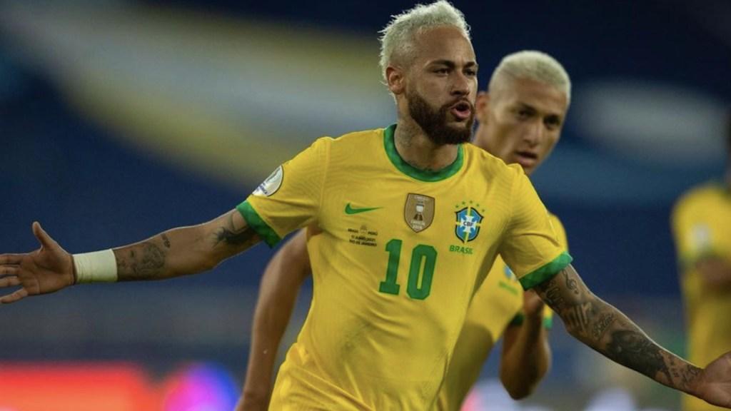 Neymar critica mal estado del césped en la Copa América - Neymar critica mal estado del césped en la Copa América. Foto de Instagram Neymar