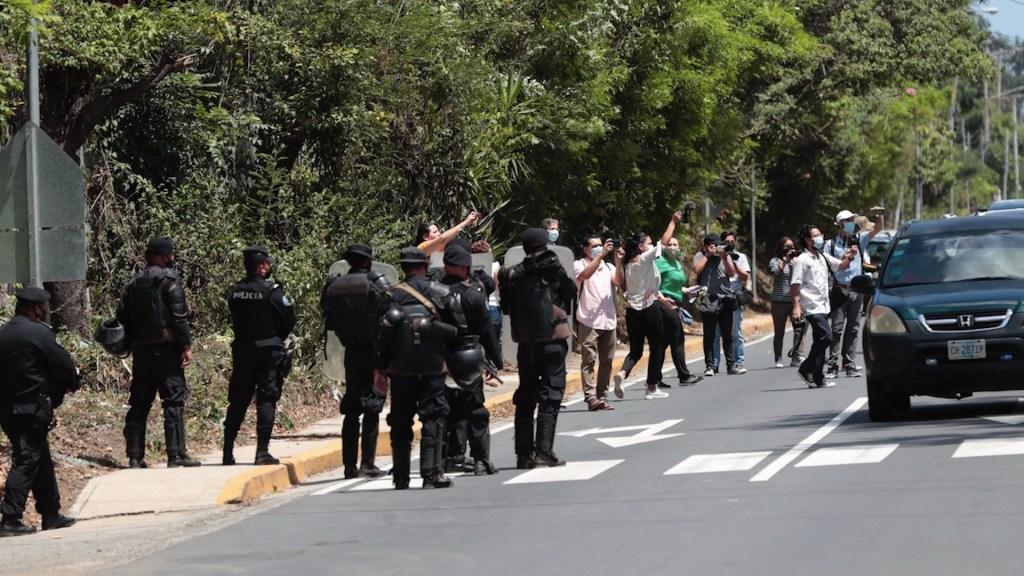IDEA Internacional expresa su preocupación por deterioro a derechos humanos en Nicaragua - IDEA Internacional expresa su preocupación por deterioro a derechos humanos en Nicaragua. Foto de EFE