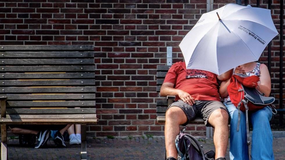 Ola de calor deja más de un centenar de muertos en Canadá y EE.UU. - Intensa ola de calor deja más de un centenar de muertos en Canadá y EE.UU..Foto de EFE