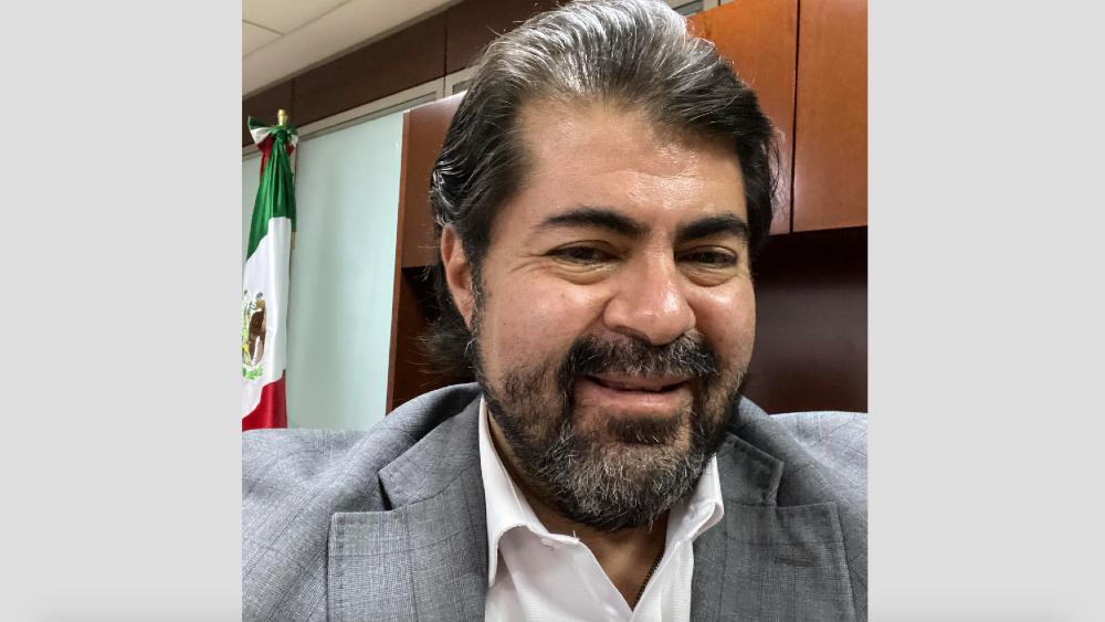 Renuncia Omar Cervantes, vocero de Segob, tras audio contra Scherer - Omar Cervantes Segob