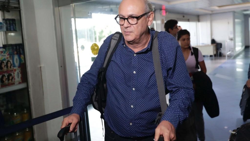 Periodistas y excomandante abandonan Nicaragua ante ola de detenciones - Dos periodistas y un excomandante abandonan Nicaragua ante ola de detenciones. Foto de EFE