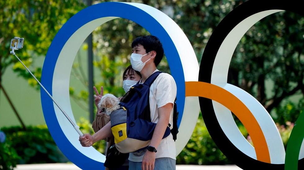 """Inquietud en Japón por récord de contagios y el """"efecto olímpico"""" - Tokio COVID"""