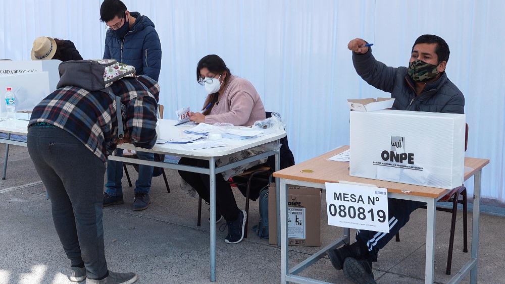 Cinco claves que deja la votación presidencial de Perú - Perú