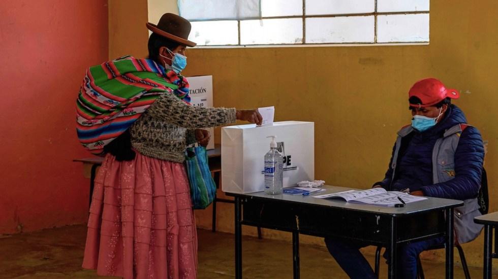 Perú ha tenido siete segundas vueltas para elegir presidentes desde 1990 - Perú elecciones