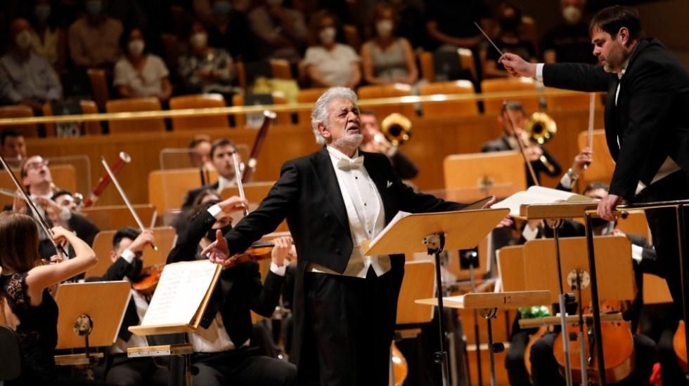 Con aplausos de ayer, Madrid me dijo que era suyo: Plácido Domingo - Plácido Domingo