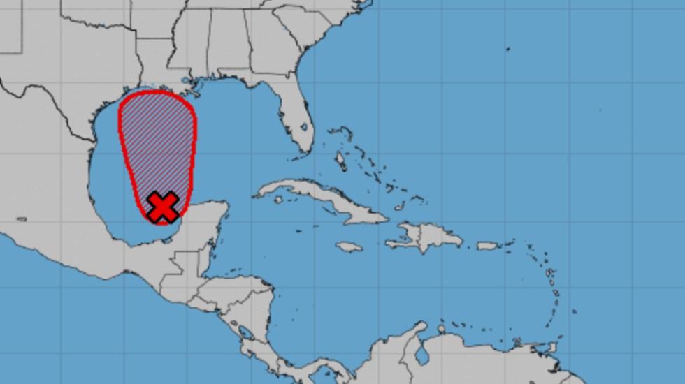 Potencial depresión tropical se extiende de México a costa sur de EE.UU. - posible depresión tropical EEUU Mexico